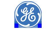 GE General Electronic Aerospace Logo