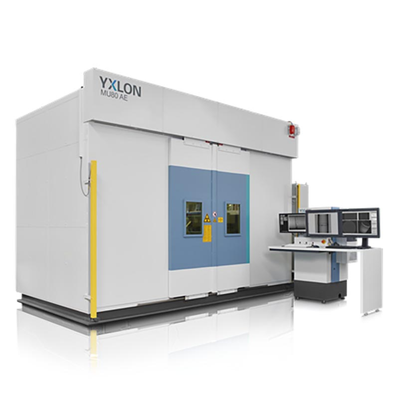 YXLON MU80 AE aerospace X-Ray inspection System