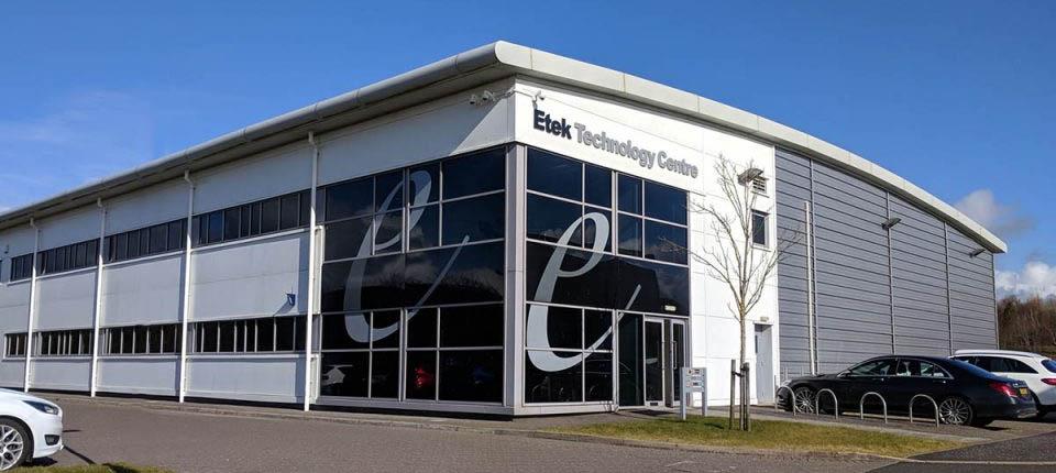 Etek Technology Centre Prestwcik, Ayrshire