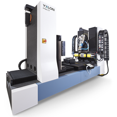 YXLON FF85 CT | High Resolution Industrial CT System for a Wide Sample Spectrum