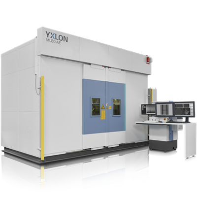 YXLON MU80 AE Industrial X-ray and CT Inspection System for Large Aerospace Parts