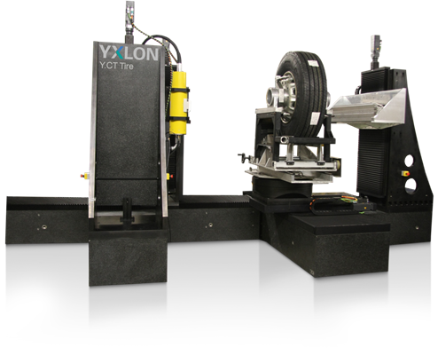 YXLON CT-Tire Inspection System