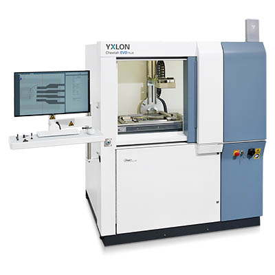 YXLON Cheetah EVO | X-ray inspection systems for assembly and laboratory applications.