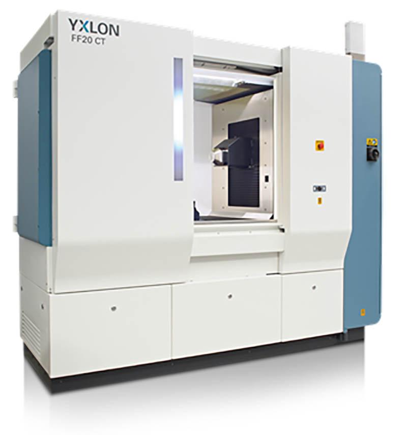 YXLON FF20 CT x-ray inspection system