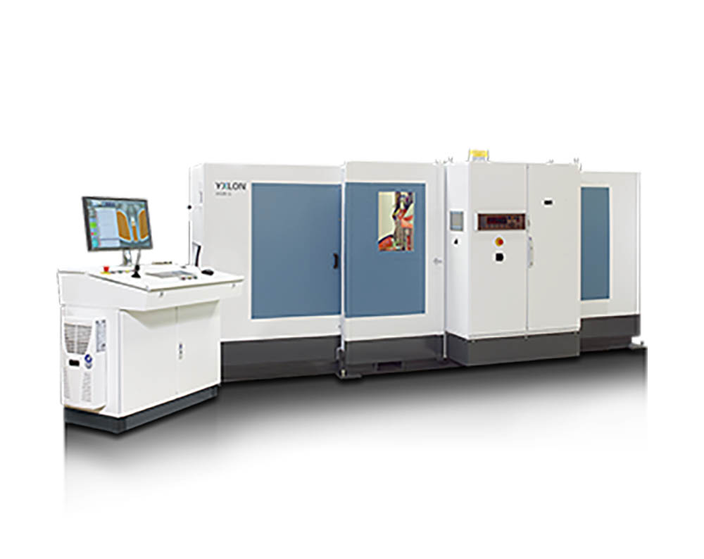 YXLON WI26G x-ray inspection system for the aerospace industry